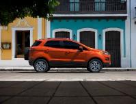 Новый Ford EcoSport представят в Москве.