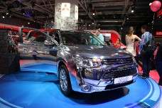 Mitsubishi подготовит гибридные модификации моделей Pajero и ASX.