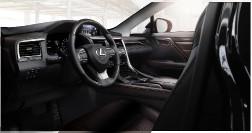 Lexus RX нового поколения представлен в Нью-Йорке.