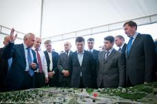 В Сочи состоялось открытие Адлерского кольца