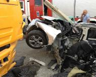 В ДТП в Адлере погибло двое человек