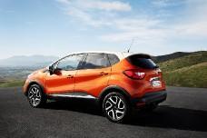 Первые подробности о модели Renault Captur