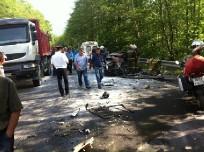 В ДТП по дороге на Красную Поляну погиб человек