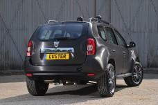 Специальная версия Dacia Duster Black Edition
