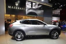 Кроссовер Maserati Kubang пойдет в серийное производство в 2014 году.