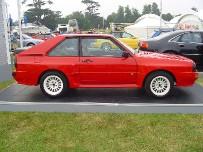 Audi Sport Quattro - феникс из пепла!