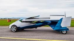 Первый в мире летающий автомобиль Aeromobil 2,5