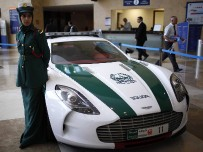 Суперкары полиции Дубая