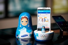 Samsung уже получила золотую медаль на Олимпиаде