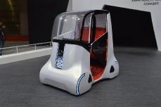 Honda Wander Stand – футуристический автомобиль для экскурсий
