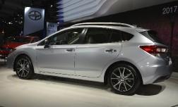 Subaru Impreza получила широкий пакет технических «лакомств»