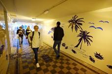 В Адлере после длительного ремонта заработал подземный переход