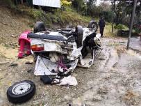 В смертельном ДТП в Лазаревском районе г.Сочи, погибло двое человек