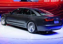 Премьера Audi A6 L E-Tron в Пекине