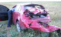 По вине пьяного водителя погибли две девушки