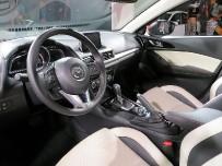 Новая Mazda 3: тест-драйв
