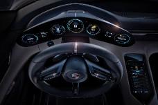 Компания Porsche представила концепт прямого конкурента Tesla Model S
