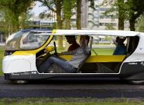 Будущее автомобилей может быть солнечным