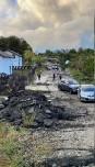 Оползень повредил 20 жилых домов в Сочи, введён локальный режим ЧС