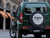 Обновленный Jimny - наследник фронтовых «виллисов».