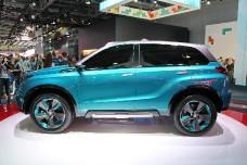 Обновленный Suzuki Vitara 2015 представлен на MMAC-2014.