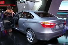 Lada Vesta пошла в серийный выпуск