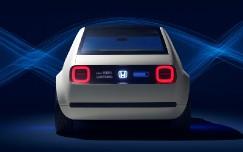 Urban EV concept. Хонда представила компактный городской электрокар в ретро-стиле.