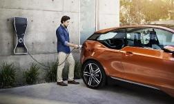 Малышка BMW i3 Coupe Concept