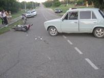 Хроника ДТП в крае за 20 июня 2012 года