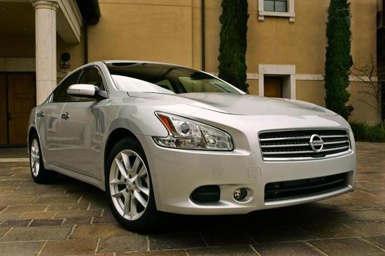 2009 Nissan Maxima Price.