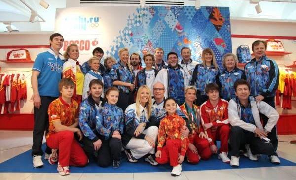 Купить Олимпийскую Одежду