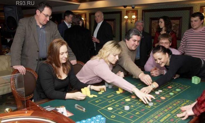 Онлайн казино - игровые автоматы черт