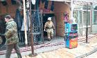 В Краснодаре тушат пожар в ночном клубе Майами