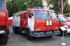В Краснодарском крае загорелся пассажирский автобус