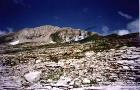 На горе «Фишт» упал вертолет