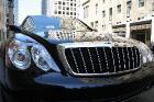 Автомобили Maybach снимают с производства