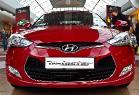 Hyundai Veloster — пятёрка по безопасности