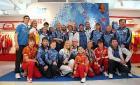 Олимпийская экипировка была представлена в Москве