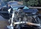 Пьяный водитель Мерседеса на огромной скорости врезался в цементовоз