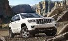 Jeep Cherokee - косметика для настоящего индейца