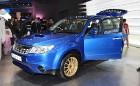 Subaru Forester — «лесничий» из рода великанов