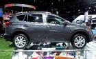 Toyota Rav-4 снискал лавры стильного автомобиля