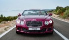 Роскошный кабриолет Bentley Continental GT Speed Convertible