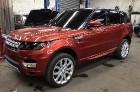 Новая версия Range Rover Sport