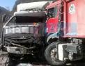Крупная авария по дороге на Красную Поляну