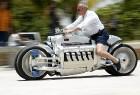 Dodge Tomahawk – самый быстрый мотоцикл в мире!