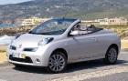 Nissan Micra C+C - все свое вожу с собой