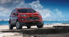 Компания Ford начинает поставки внедорожника Ford EcoSport