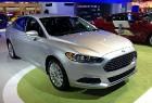 Гибридная модификация Ford Fusion признана лучшим «зеленым автомобилем».