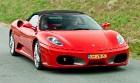 Ferrari F430 - весеннее оголение